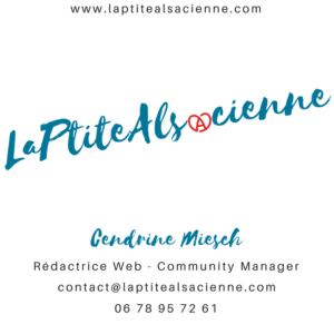 LOGO LaPtiteAlsacienne Cendrine Miesch Rédaction web community manager alsace france Mulhouse Colmar Strasbourg