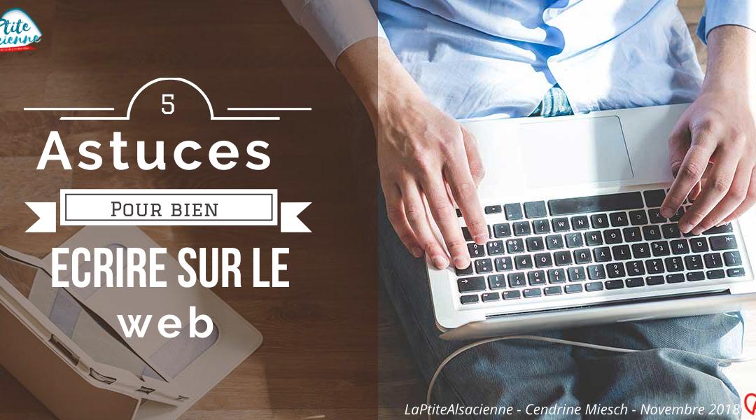 5 astuces en rédaction web