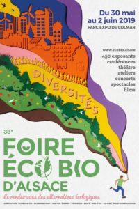 Foire Eco Bio Alsace @ Parc des Expositions Colmar
