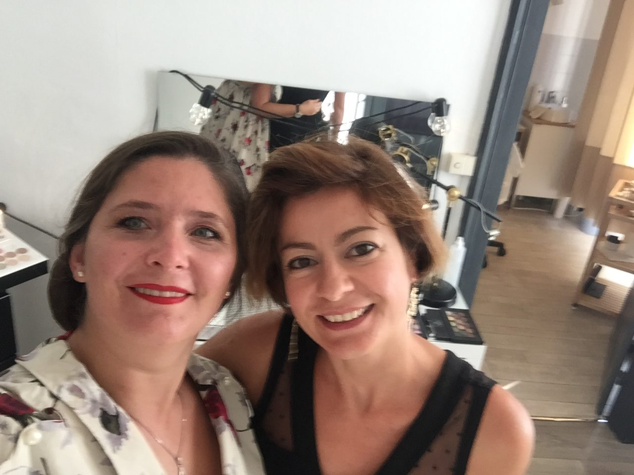 Cendrine Miesch & Céline Soriano