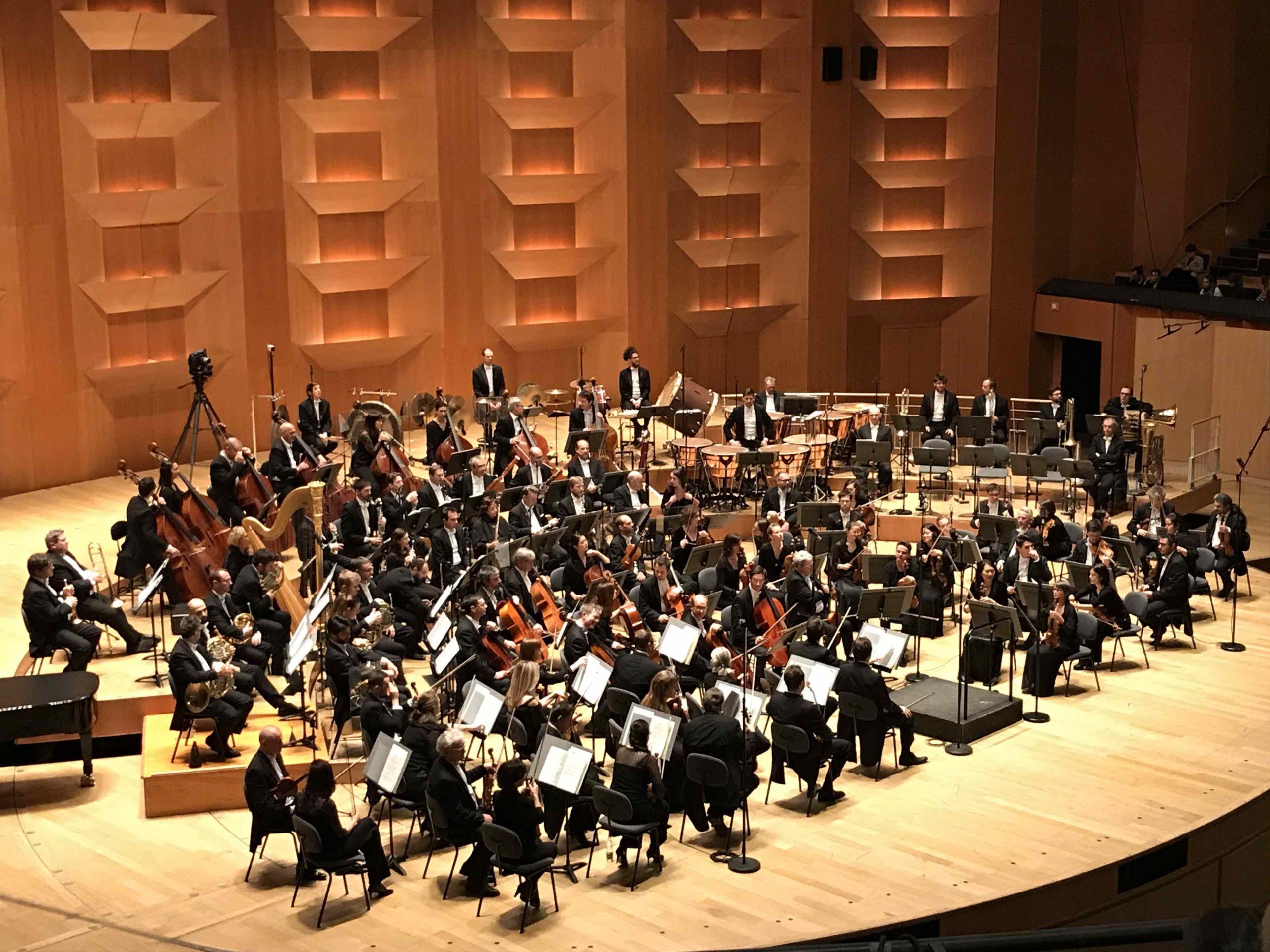 Orchestre National de Lyon par LaPtiteAlsacienne Cendrine Miesch