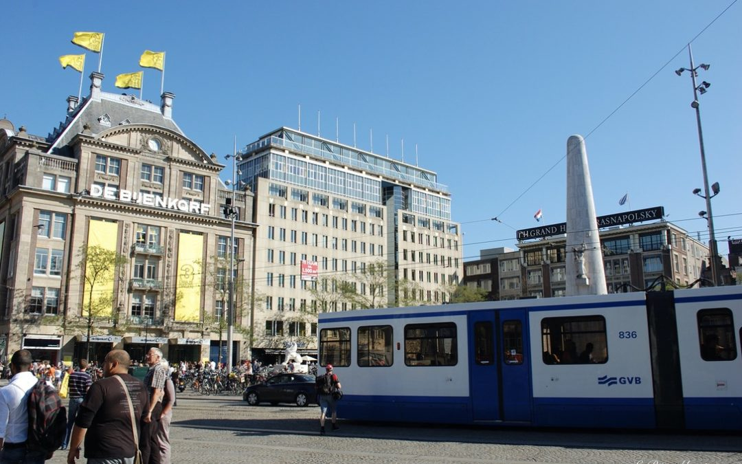 Amsterdam Centre - Cendrine Miesch dite LaPtiteAlsacienne