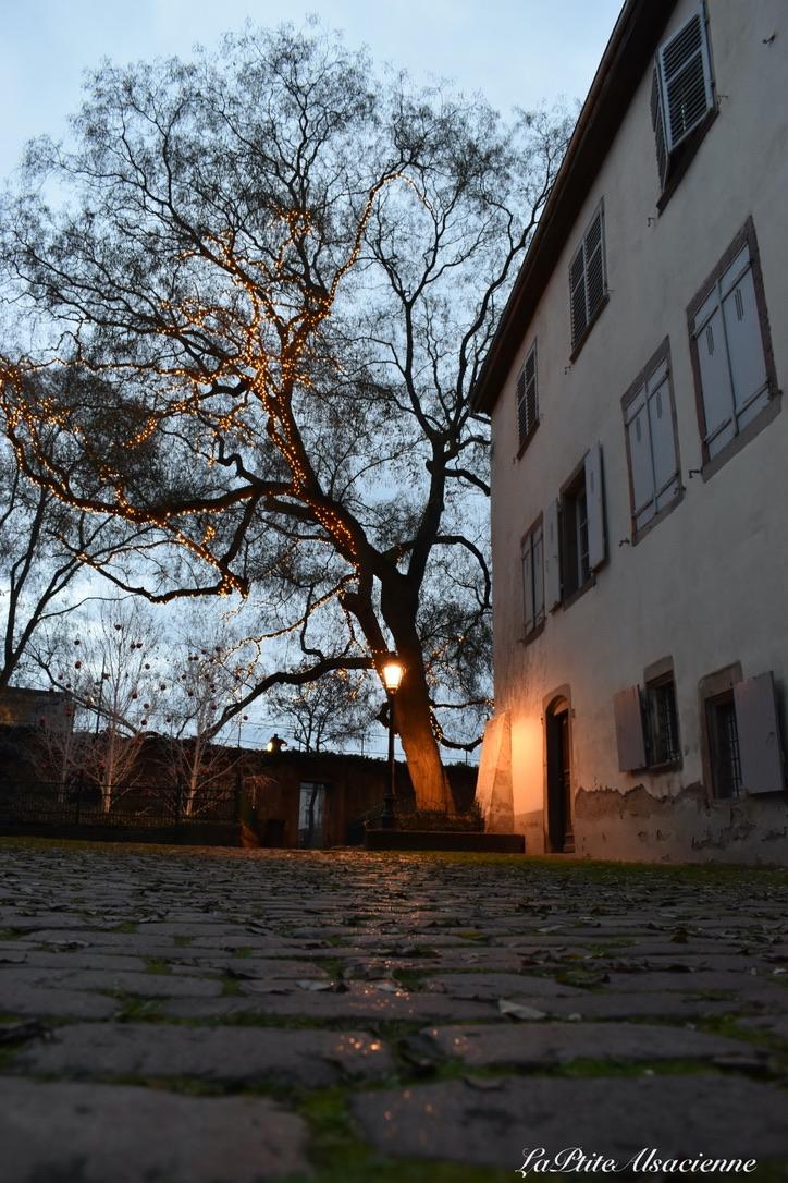 Passage entre la Place de l'Ancienne Douane - Rue de la Montagne Verte à Colmar