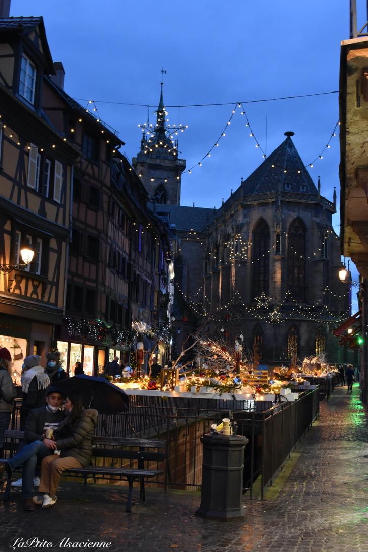 Collégiale Saint Martin à Colmar