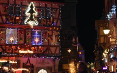 Noël à Colmar malgré un couvre-feu