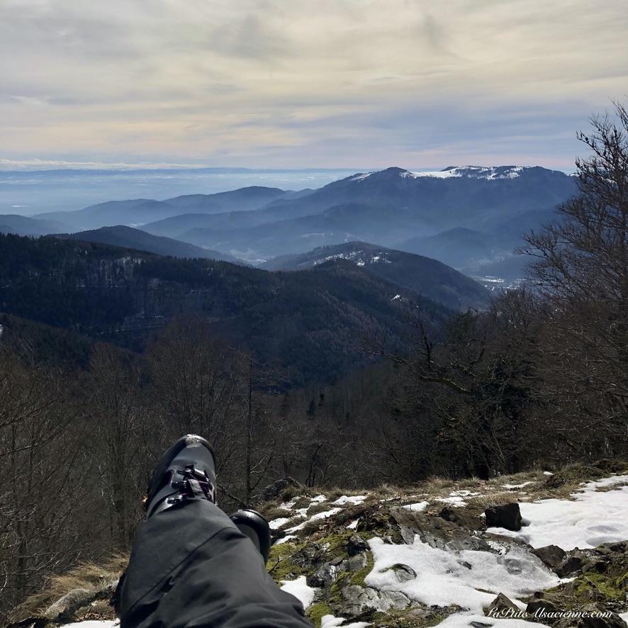 Randonner dans les Vosges by LaPtiteAlsacienne Cendrine Miesch
