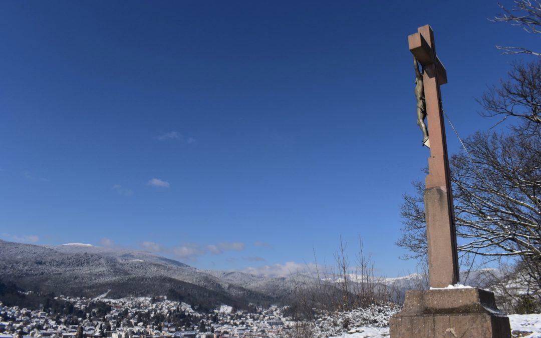 Croix de la mission - Guebwiller - Photo by Cendrine Miesch dite LaPtiteAlsacienne