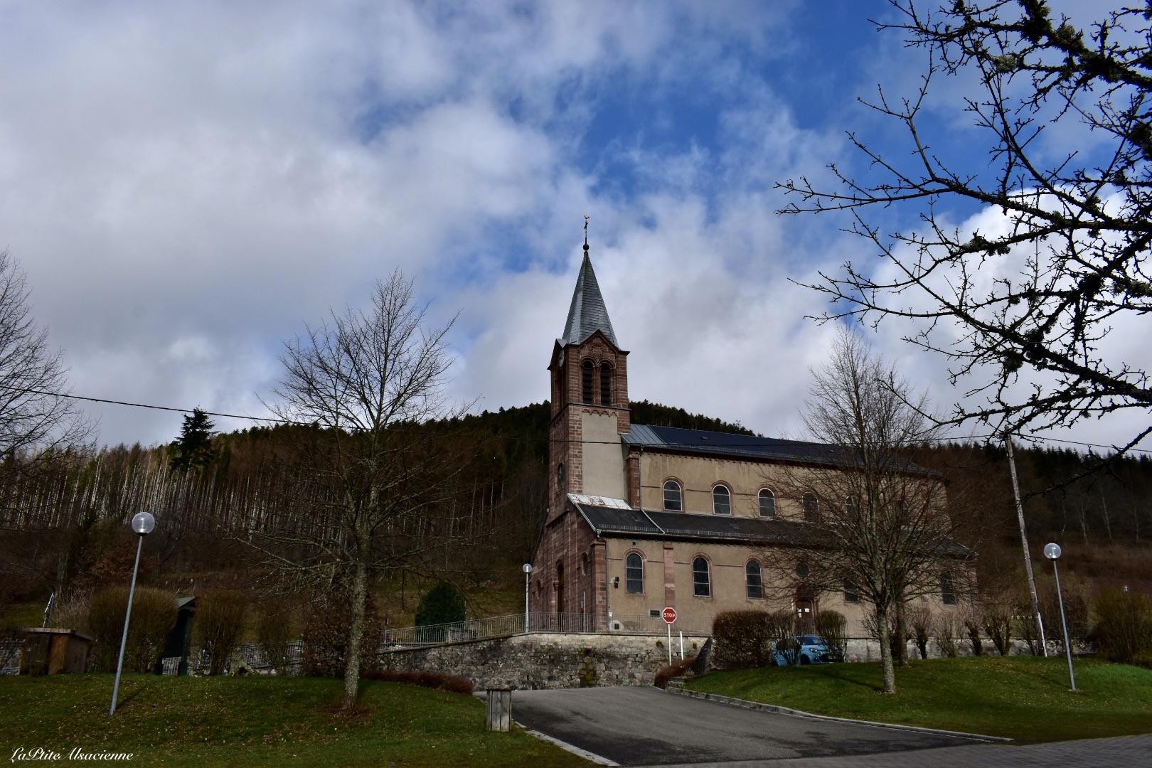 Eglise de Rimbach-Près-Masevaux