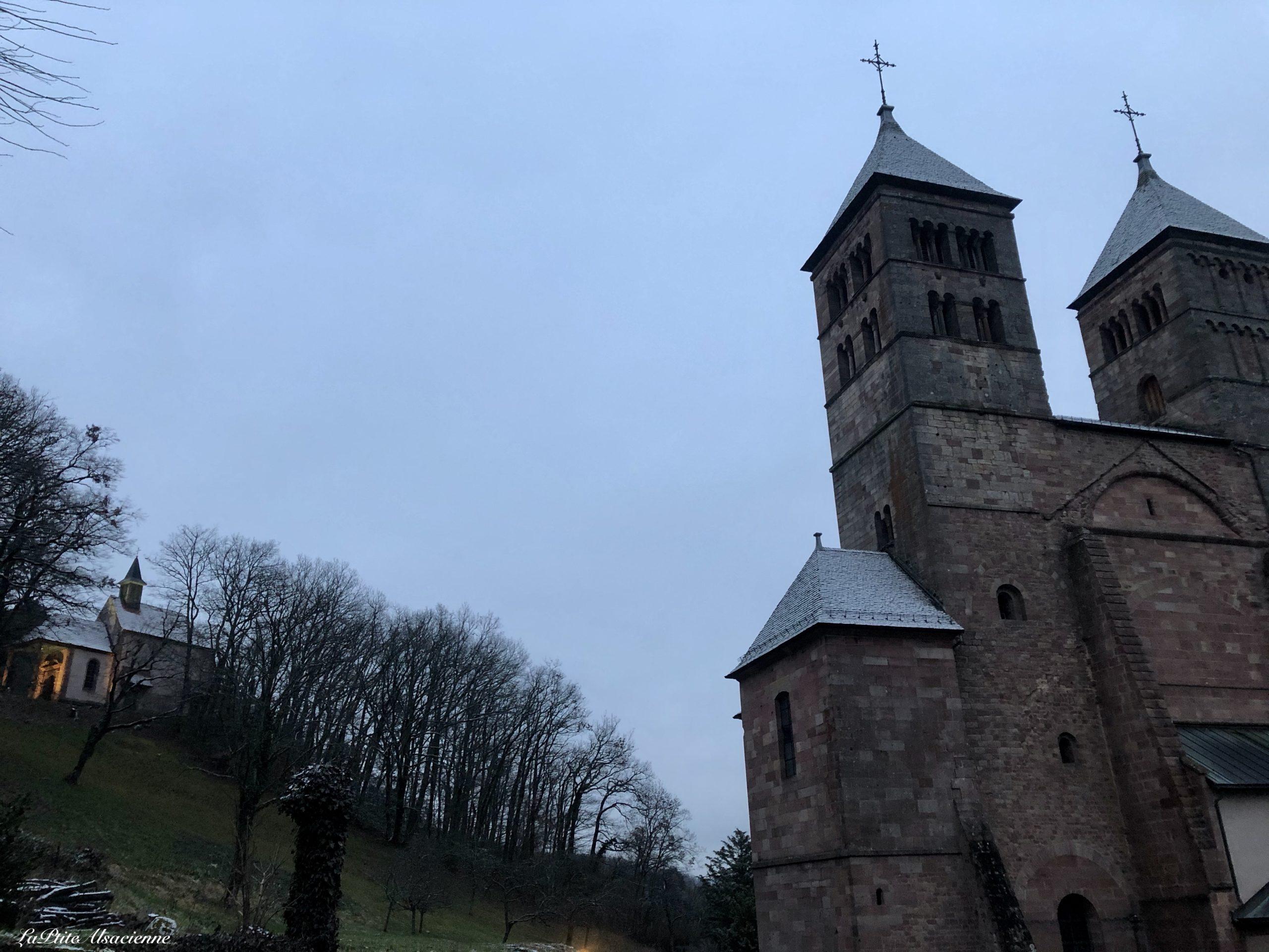 Abbaye Murbach et Chapelle Notre Dame de Lorette