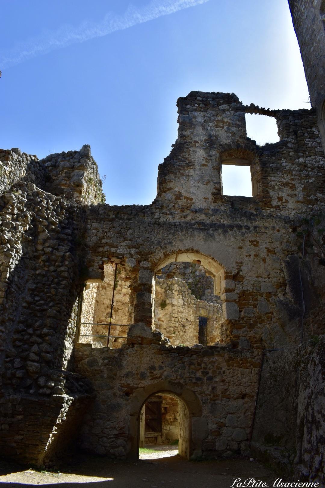 Logis seigneuriales Château de Landskron