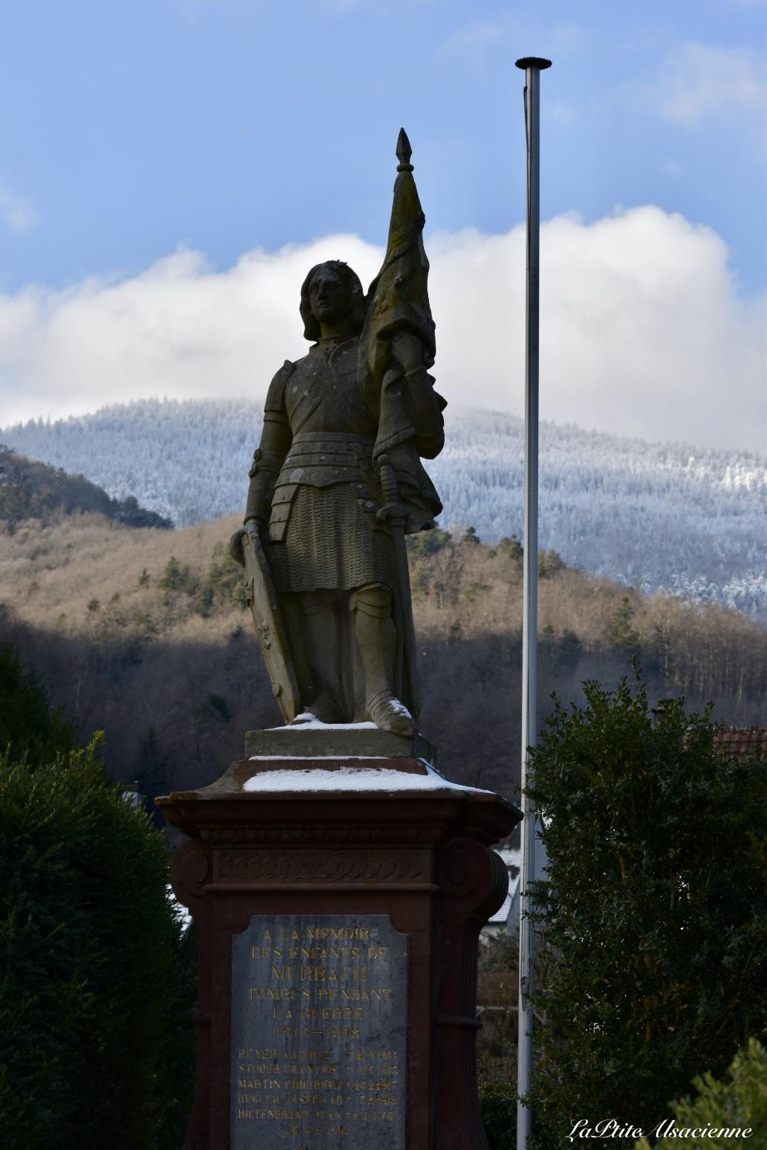 monument aux morts de murbach