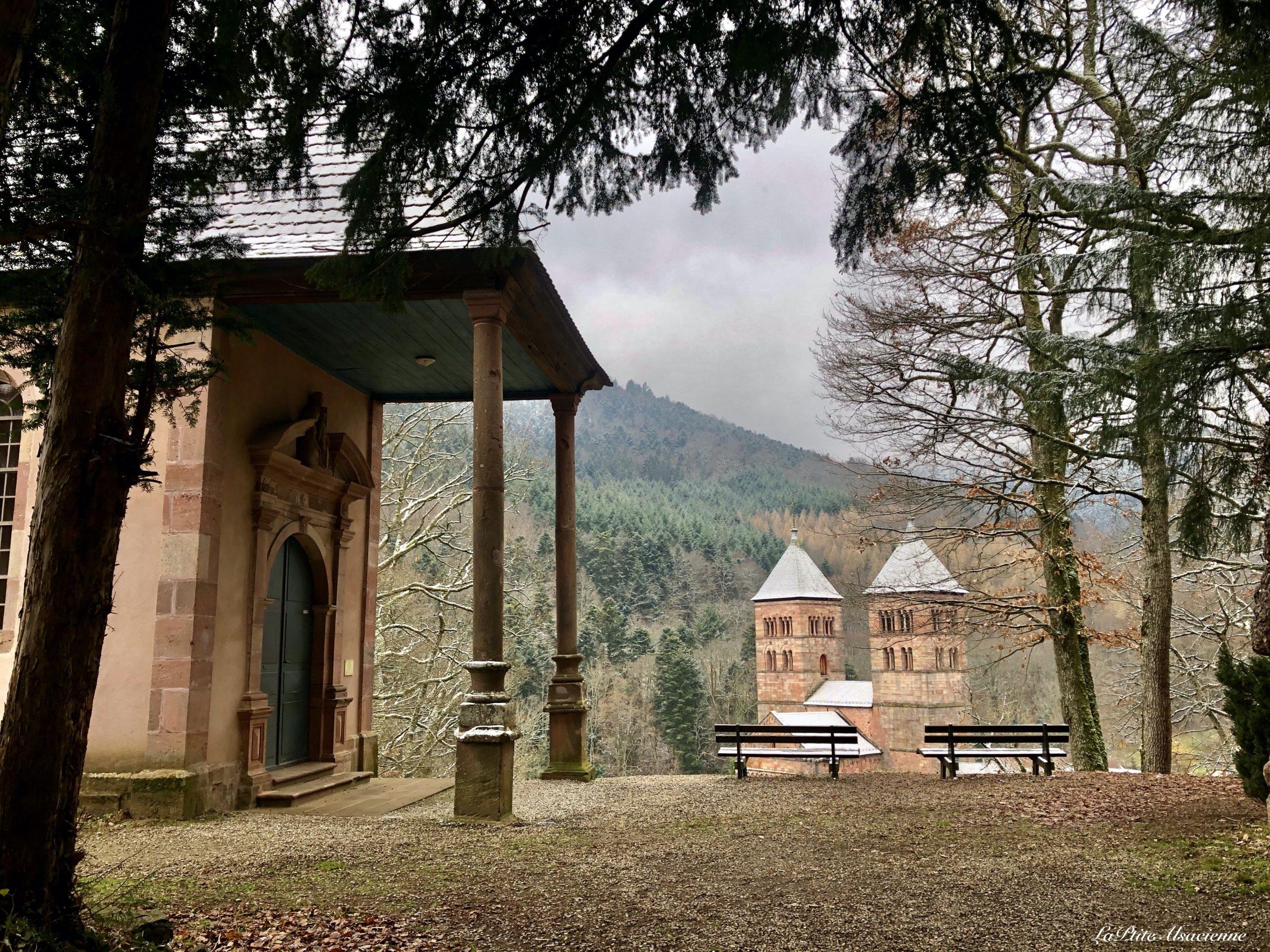 Notre Dame de Lorette et Abbaye de Murbach