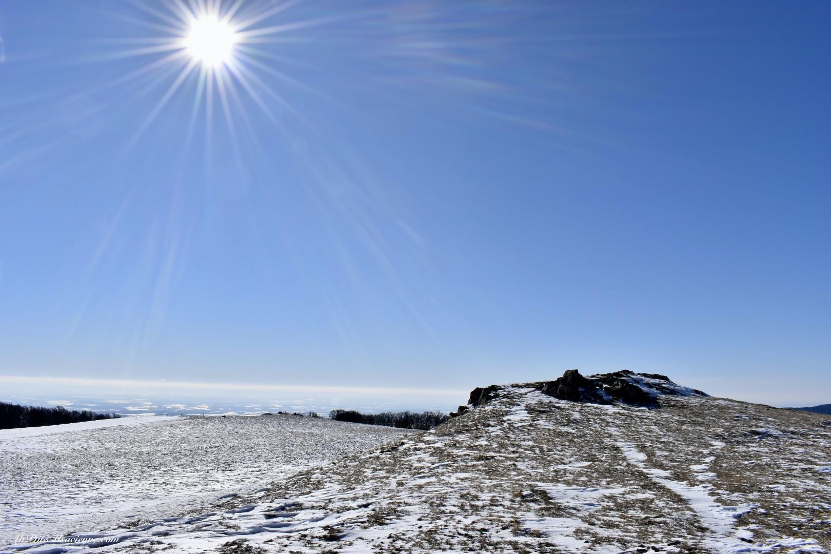 sommet du rossberg