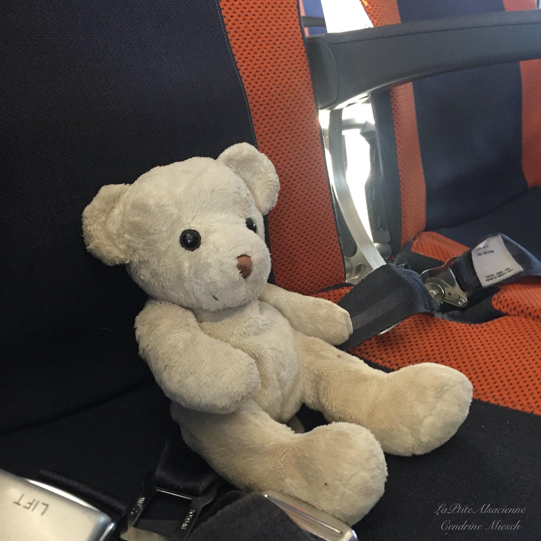 Doudou Sans Nom prend l'Avion pour se rendre à Amsterdam