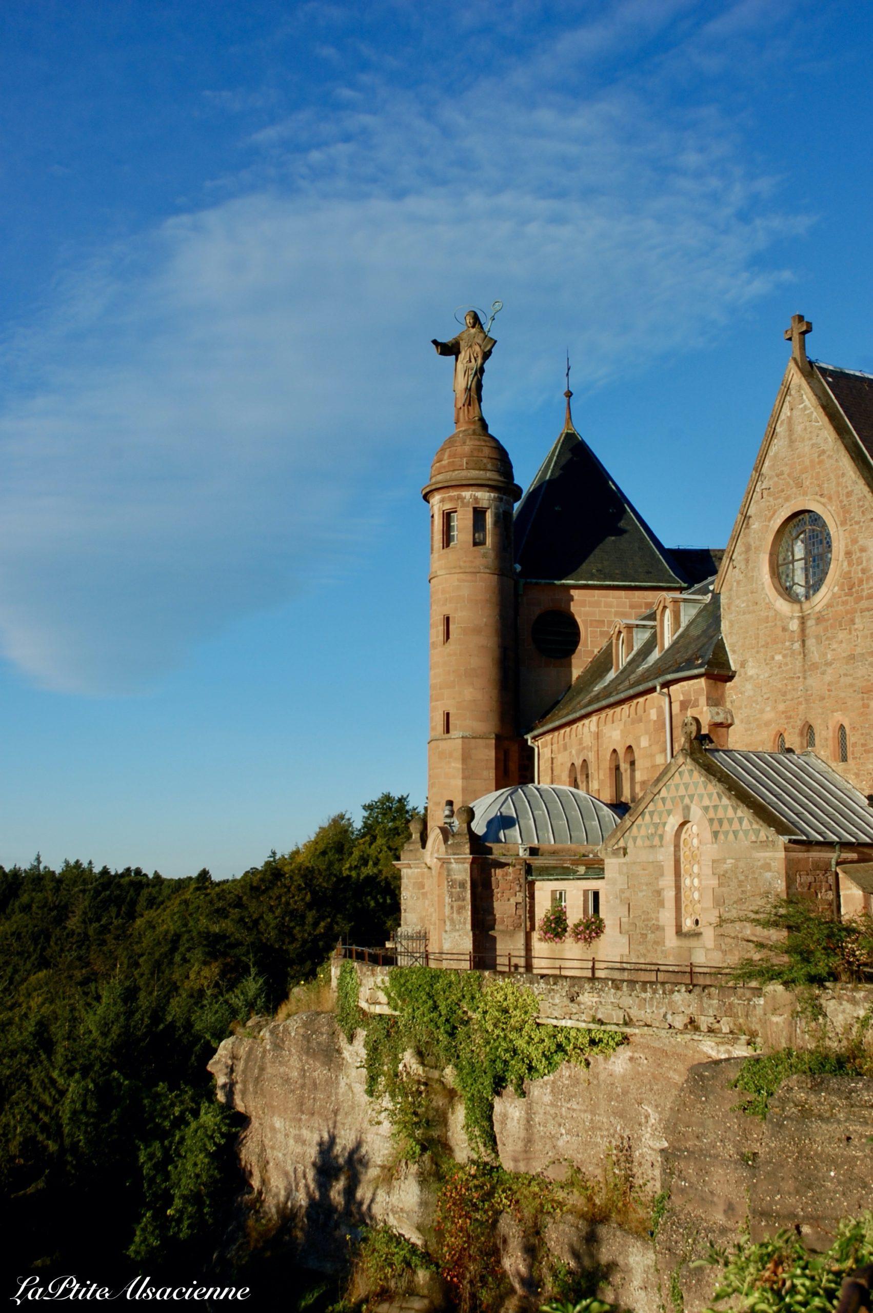Mont Sainte Odile en Alsace - Photo de Cendrine Miesch