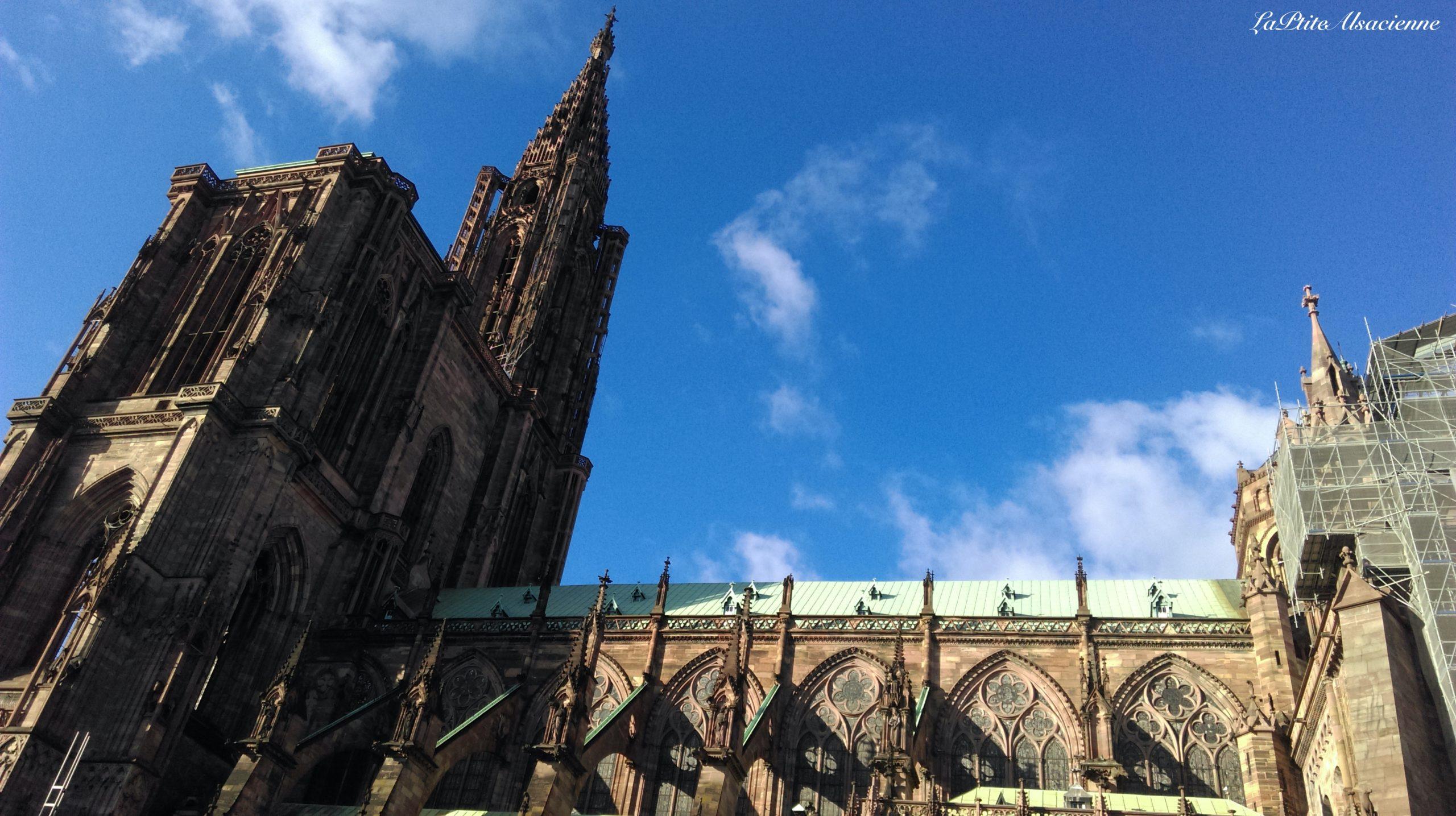Cathédrale Notre Dame de Strasbourg, Photo de Cendrine Miesch