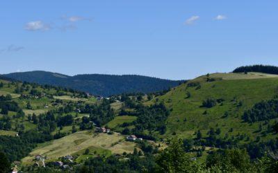 Week-end détente dans les Vosges (Volet  1)