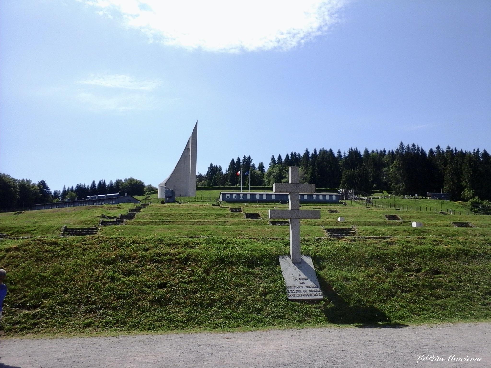 Le Mémorial du Struthof - Photo de Cendrine Miesch